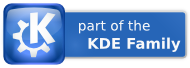 Part of the KDE family